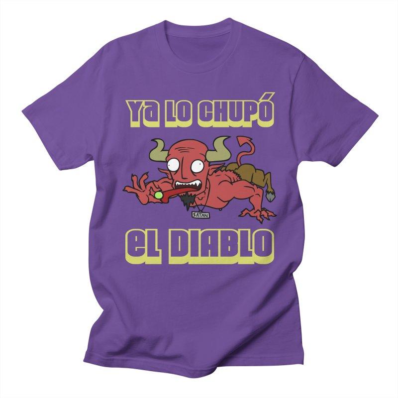 Ya lo chupó el Diablo Men's T-Shirt by CHASTUDIOS SHOP