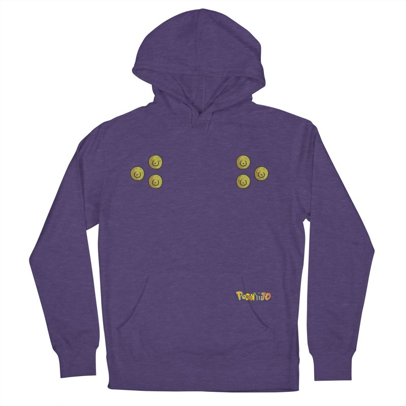 -------------- SEIS PEZONES -------------- Men's French Terry Pullover Hoody by CHASTUDIOS SHOP