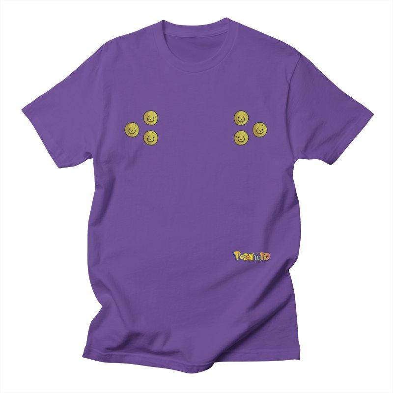 -------------- SEIS PEZONES -------------- Men's Regular T-Shirt by CHASTUDIOS SHOP