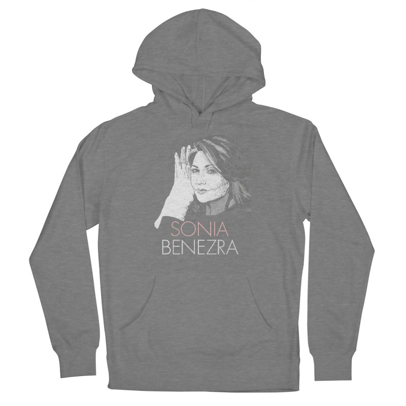 Sonia Benezra Love Women's Pullover Hoody by Chaudaille