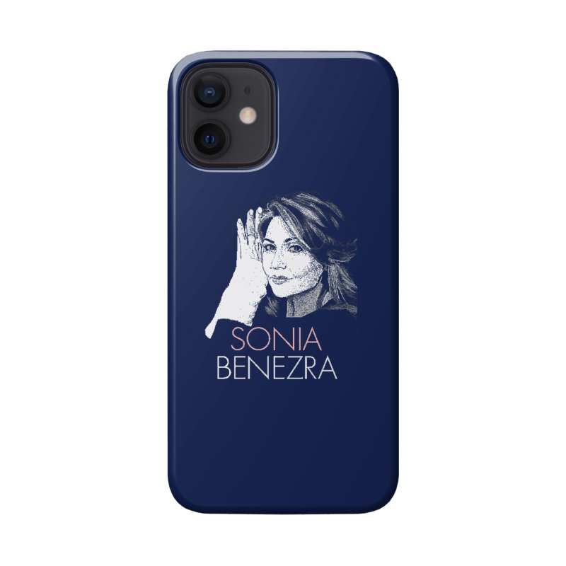 Sonia Benezra Love Accessories Phone Case by Chaudaille