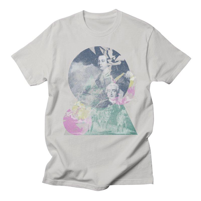 Wolf et Montcalm Men's T-Shirt by Chaudaille