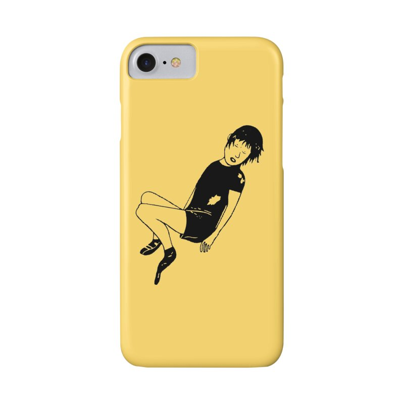 Attention à ton bas Accessories Phone Case by Chaudaille