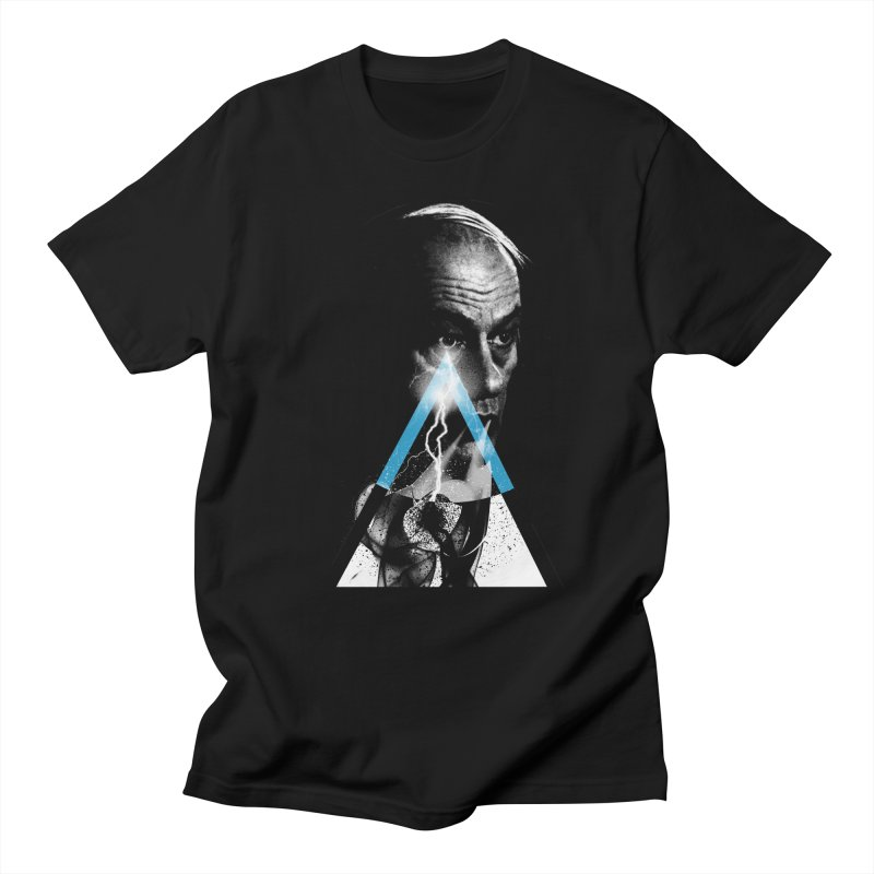 René Lesvesque Men's T-Shirt by Chaudaille