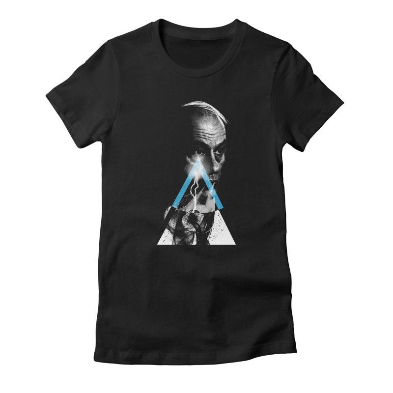 René Lesvesque Women's T-Shirt by Chaudaille