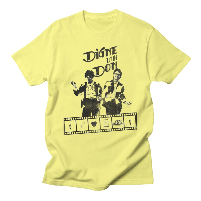 Ding et Dong Women's T-Shirt by Chaudaille