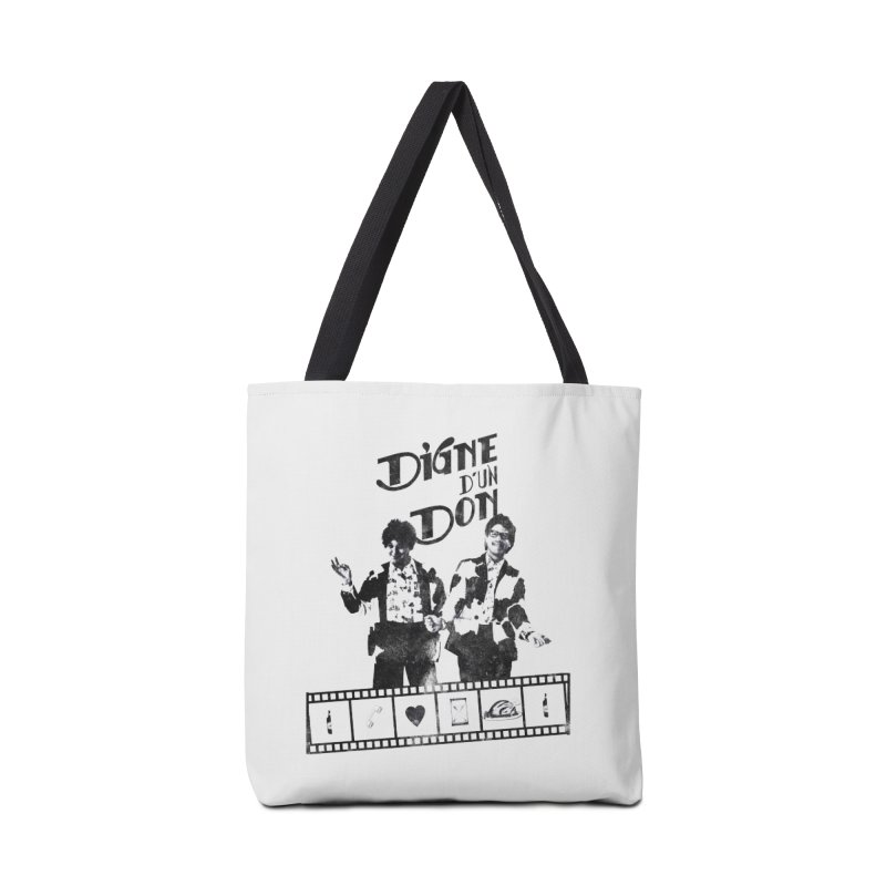 Ding et Dong Accessories Tote Bag Bag by Chaudaille