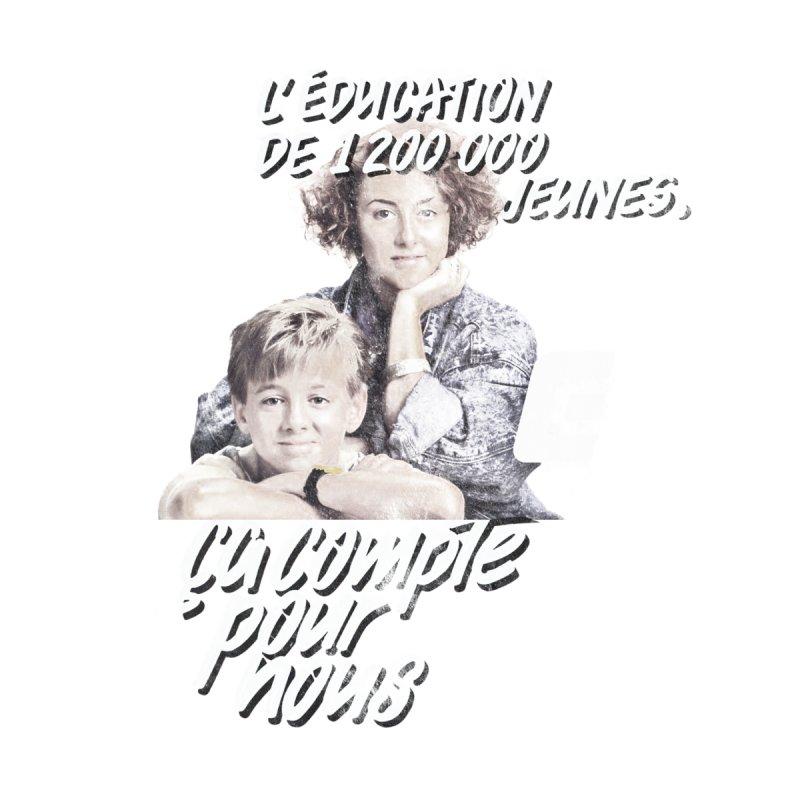 L'Éducation ça compte pour nous by Chaudaille