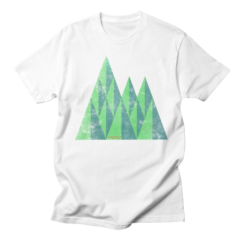 Art Expo 67 Women's T-Shirt by Chaudaille