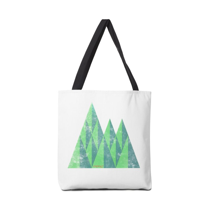 Art Expo 67 Accessories Tote Bag Bag by Chaudaille