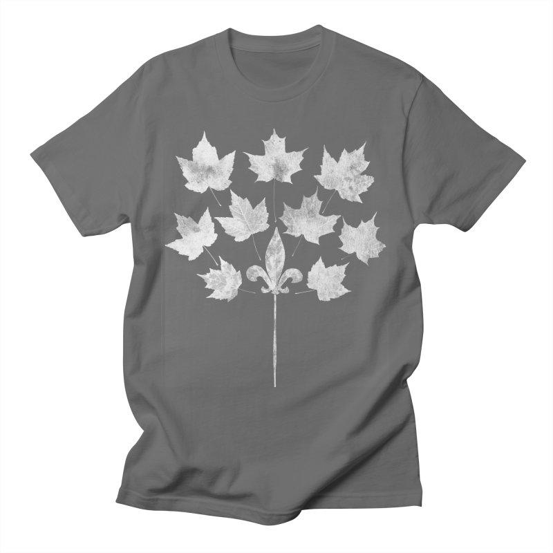 L'Érable et le Lys Men's T-Shirt by Chaudaille