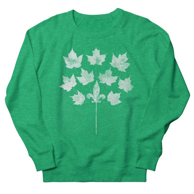 L'Érable et le Lys Women's Sweatshirt by Chaudaille