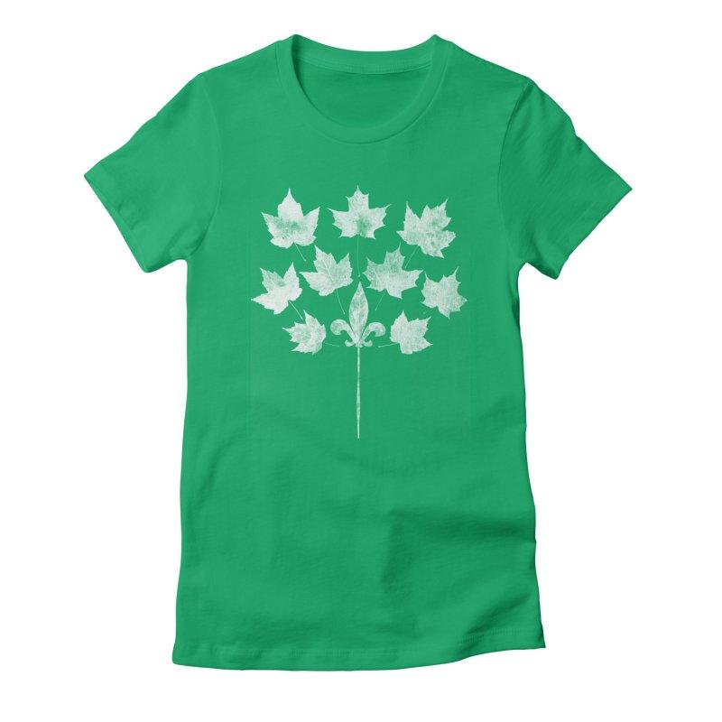 L'Érable et le Lys Women's T-Shirt by Chaudaille