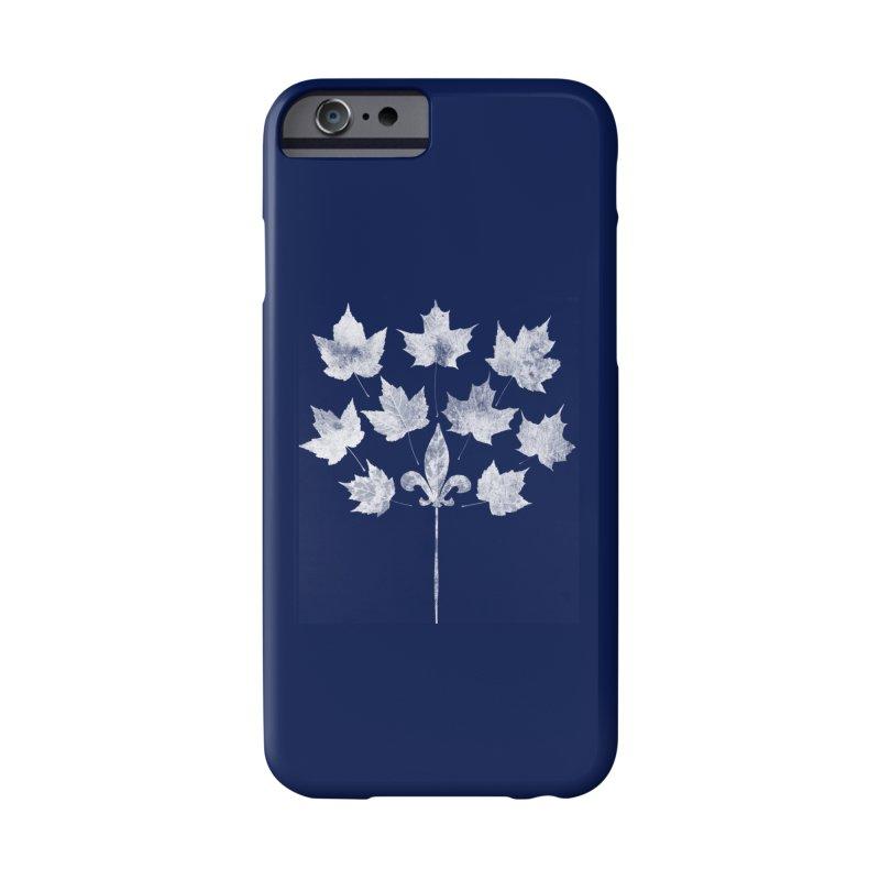 L'Érable et le Lys Accessories Phone Case by Chaudaille