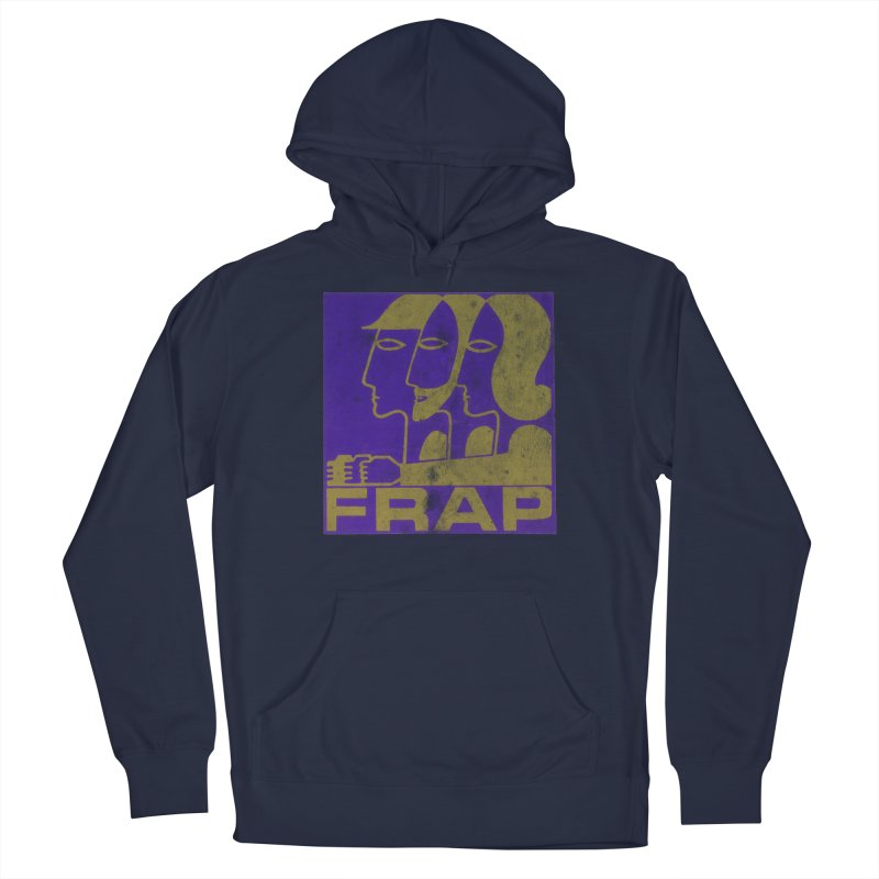FRAP Men's Pullover Hoody by Chaudaille