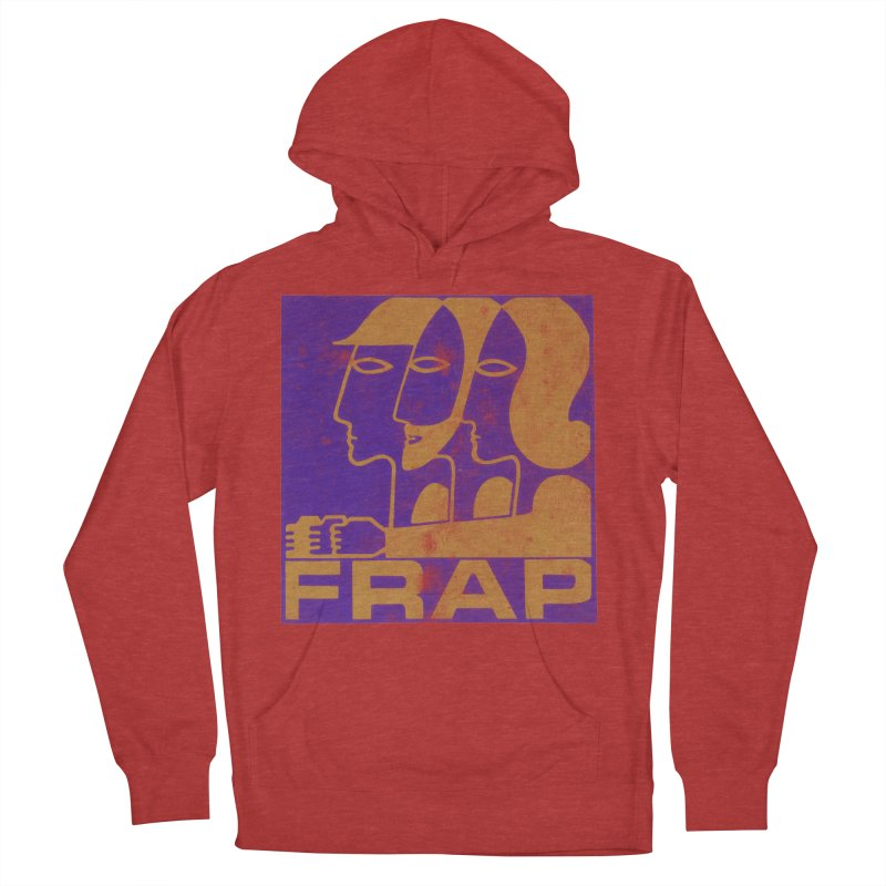 FRAP Men's French Terry Pullover Hoody by Chaudaille