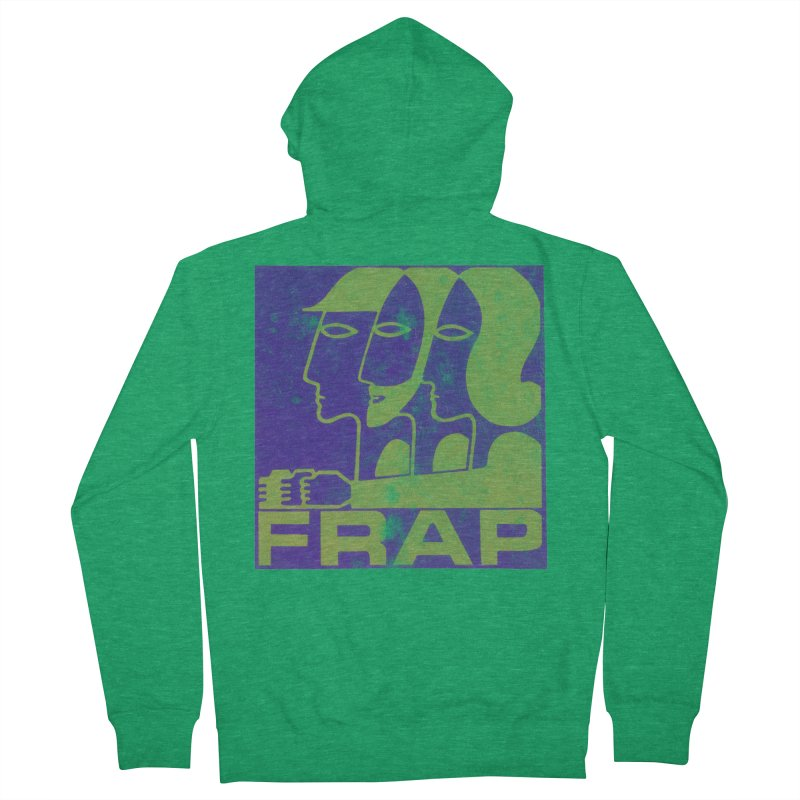 FRAP Women's French Terry Zip-Up Hoody by Chaudaille