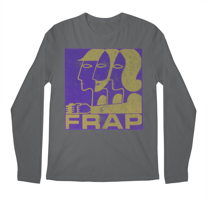 FRAP Men's Longsleeve T-Shirt by Chaudaille