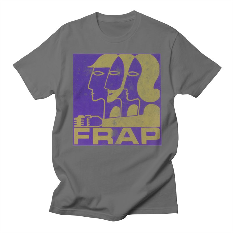 FRAP Men's T-Shirt by Chaudaille