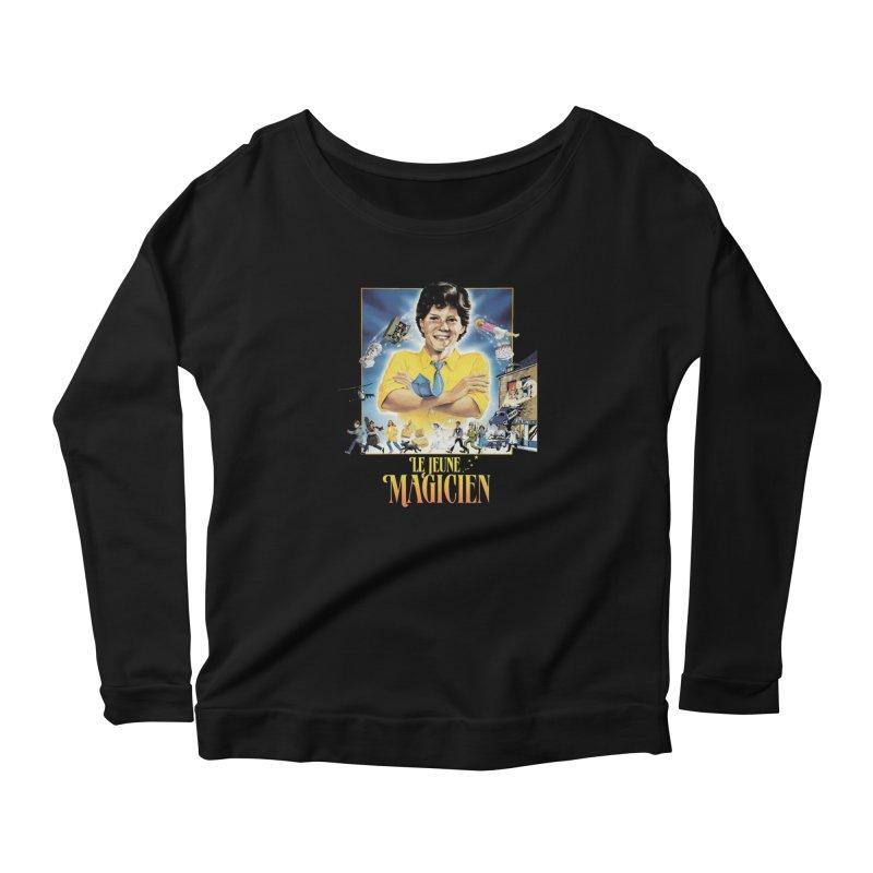 Le Jeune Magicien Women's Longsleeve T-Shirt by Chaudaille