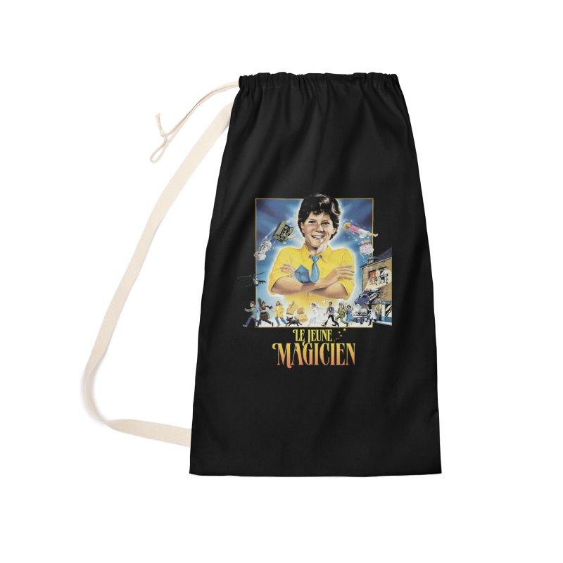 Le Jeune Magicien Accessories Bag by Chaudaille