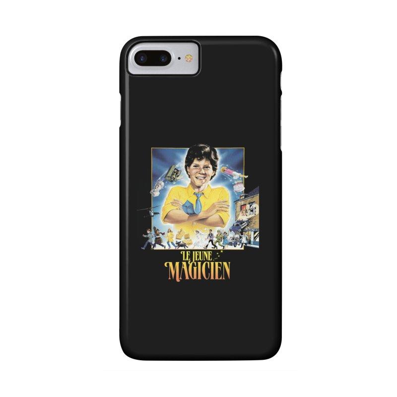 Le Jeune Magicien Accessories Phone Case by Chaudaille