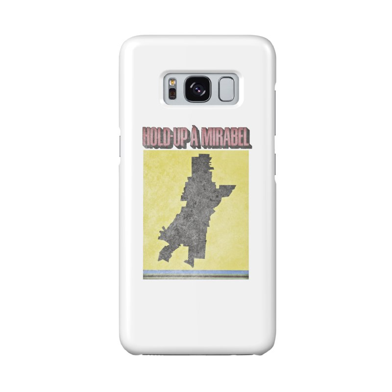 Hold Up à Mirabel Accessories Phone Case by Chaudaille