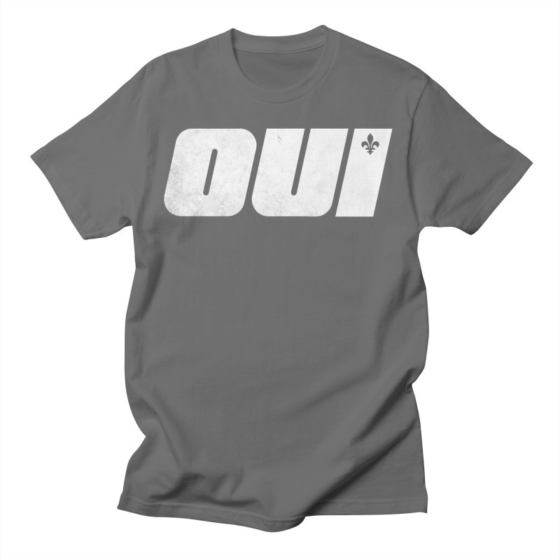 Oui Women's T-Shirt by Chaudaille