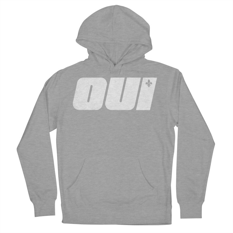 Oui Women's Pullover Hoody by Chaudaille