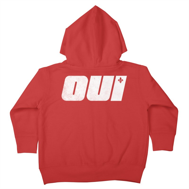 Oui Kids Toddler Zip-Up Hoody by Chaudaille