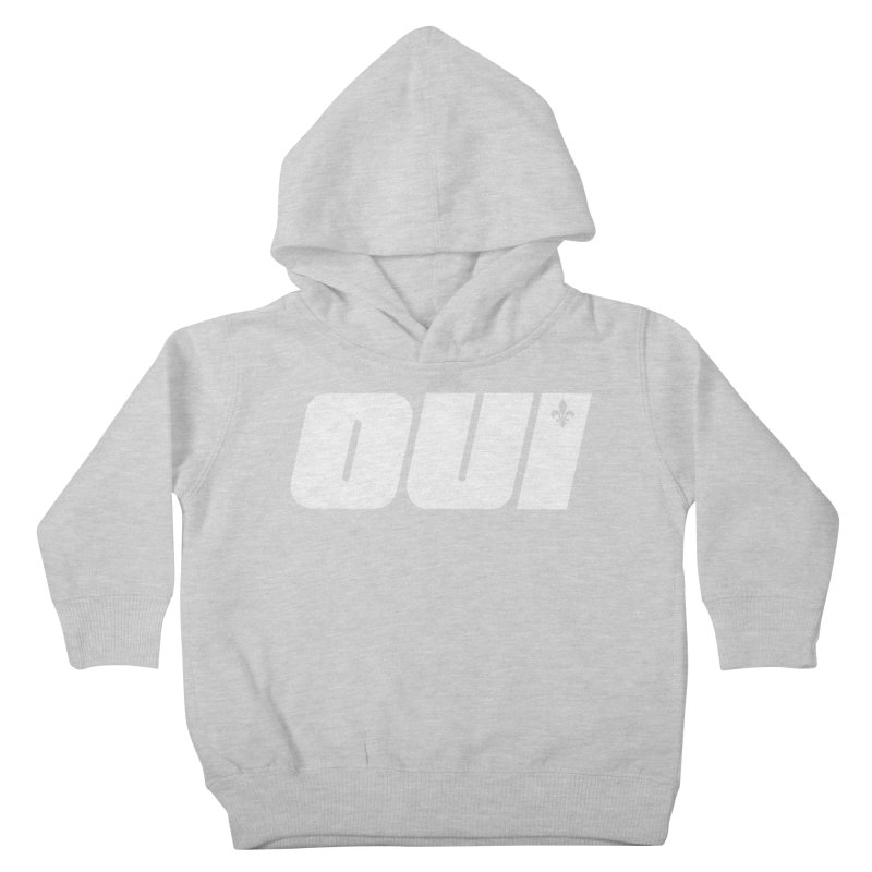 Oui Kids Toddler Pullover Hoody by Chaudaille