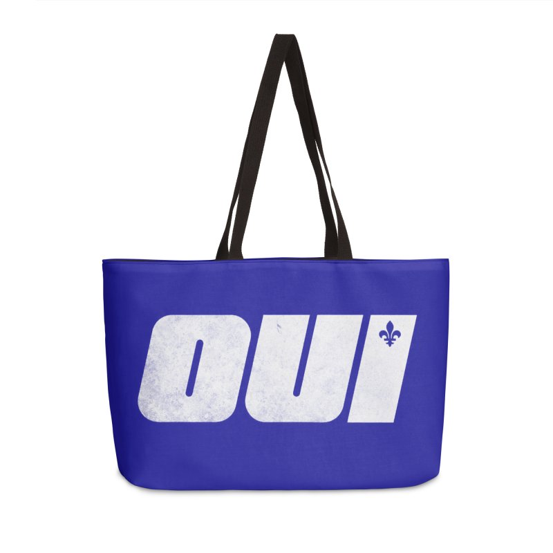 Oui Accessories Weekender Bag Bag by Chaudaille