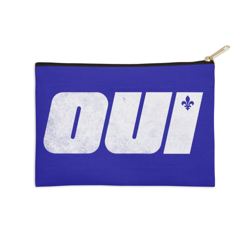 Oui Accessories Zip Pouch by Chaudaille