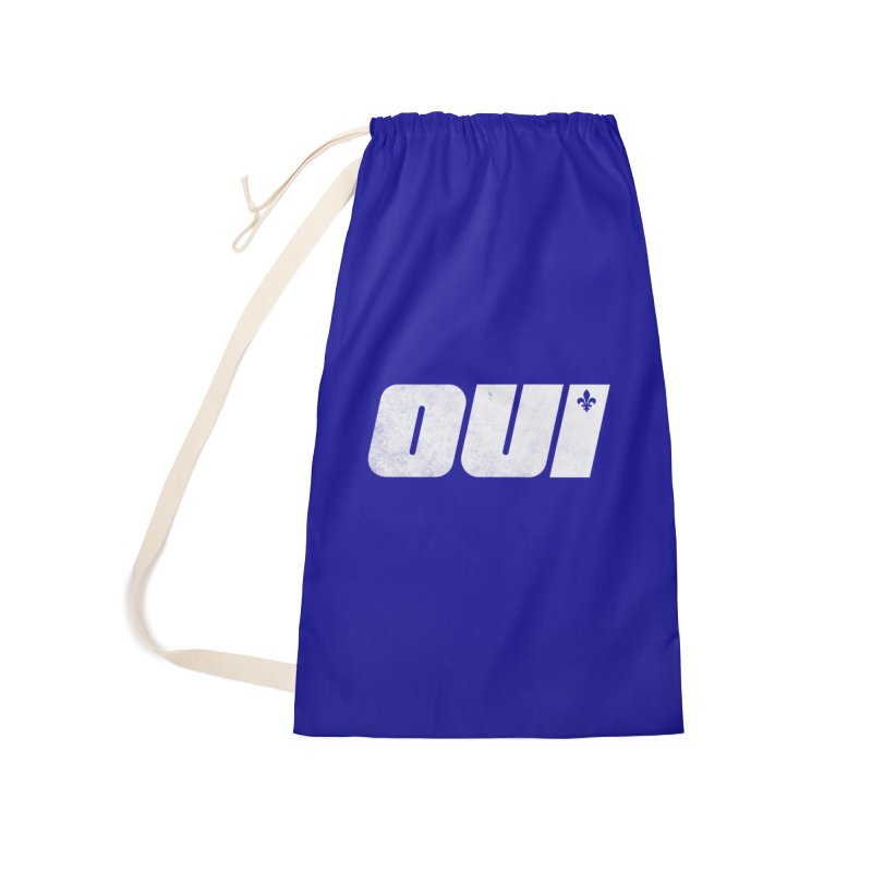 Oui Accessories Laundry Bag Bag by Chaudaille