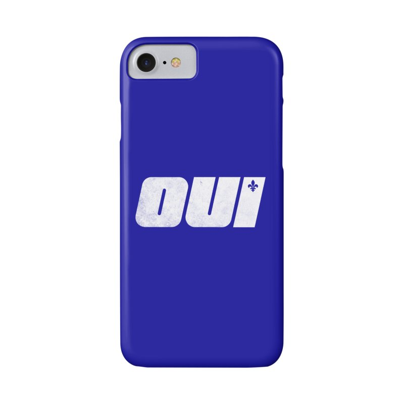 Oui Accessories Phone Case by Chaudaille
