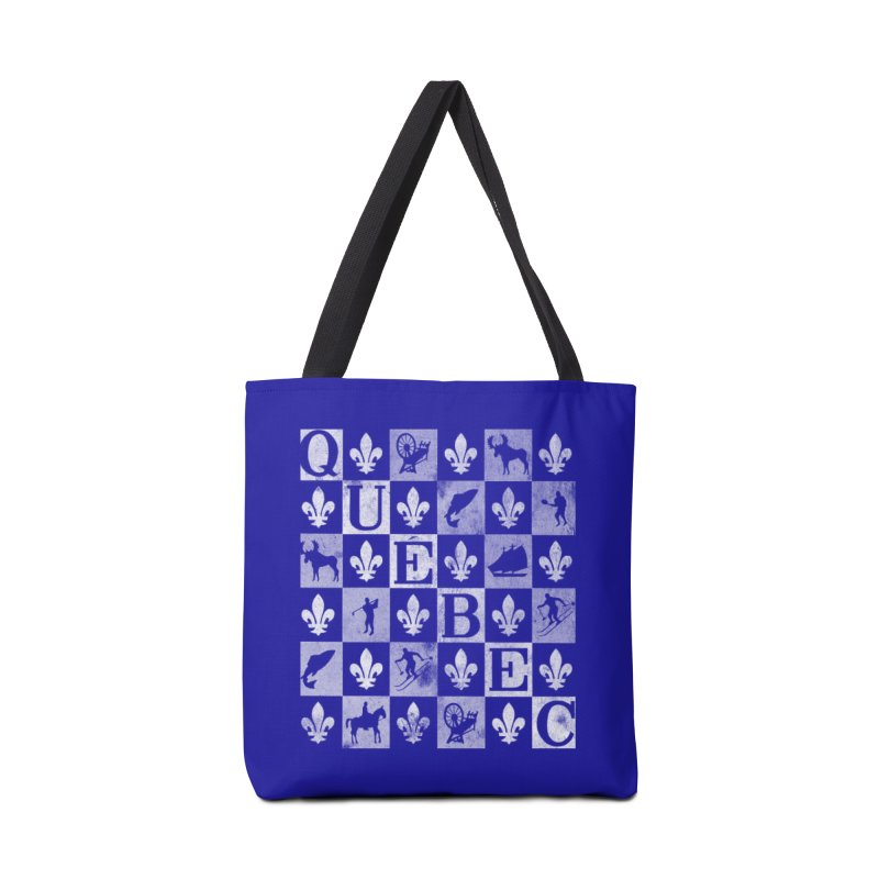 Québec Accessories Tote Bag Bag by Chaudaille