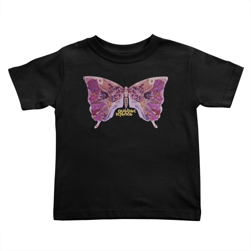 Québec Science Kids Toddler T-Shirt by Chaudaille