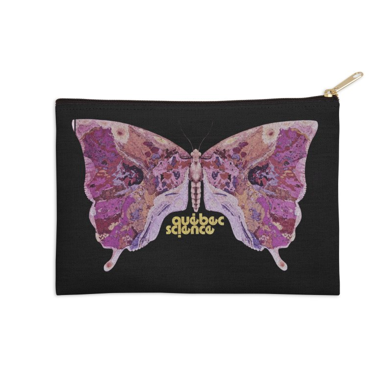 Québec Science Accessories Zip Pouch by Chaudaille