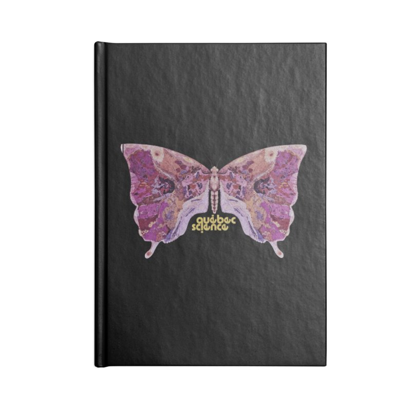 Québec Science Accessories Notebook by Chaudaille