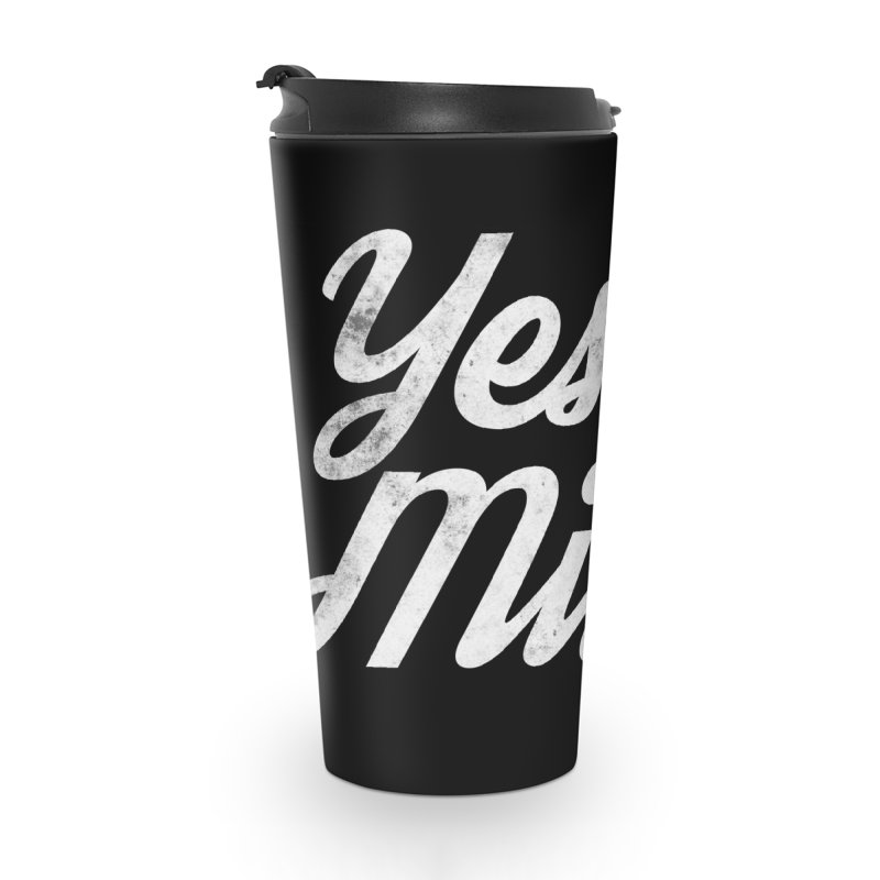 Yessir Miller Accessories Mug by Chaudaille