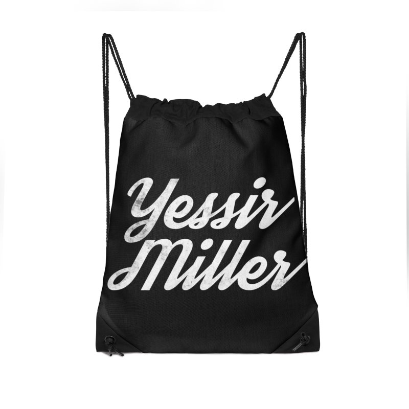Yessir Miller Accessories Bag by Chaudaille