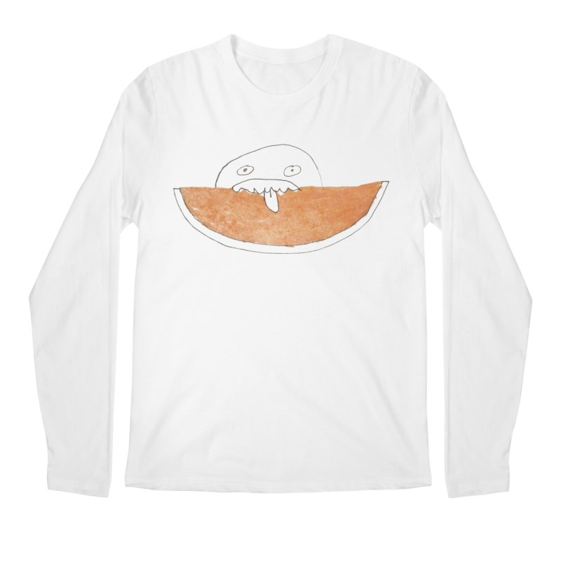Every night I dream of Cantalouuuu Men's Regular Longsleeve T-Shirt by Chaudaille