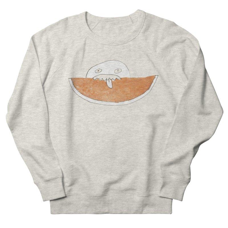 Every night I dream of Cantalouuuu Men's French Terry Sweatshirt by Chaudaille