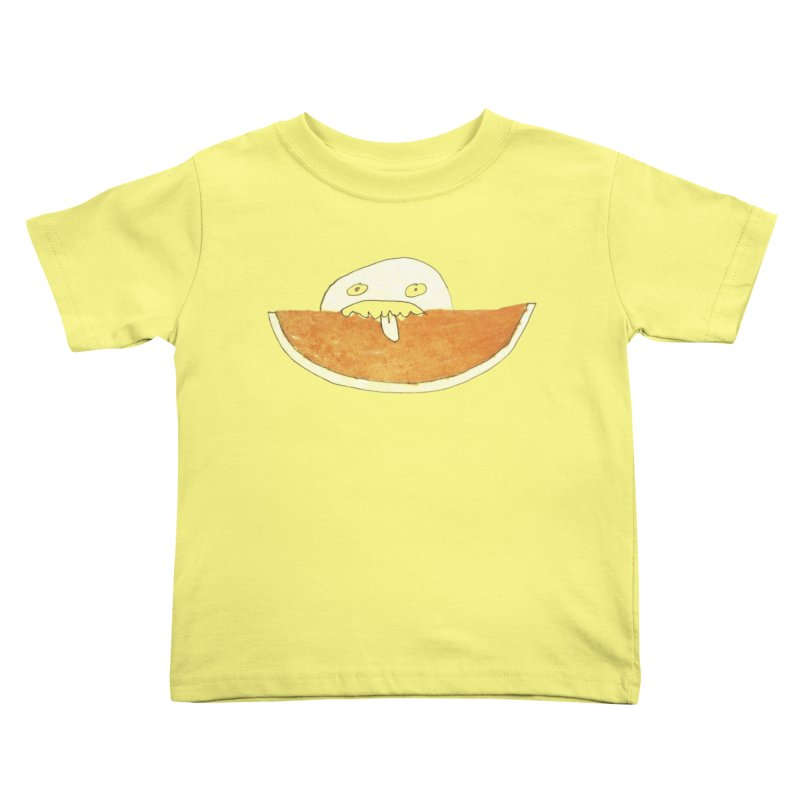Every night I dream of Cantalouuuu Kids Toddler T-Shirt by Chaudaille