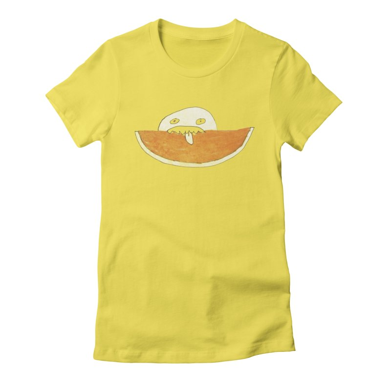 Every night I dream of Cantalouuuu Women's T-Shirt by Chaudaille