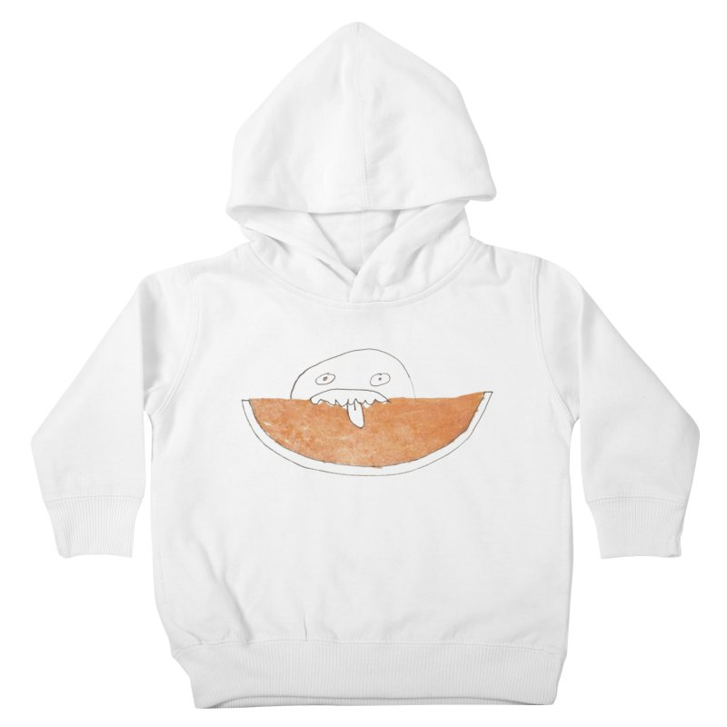 Every night I dream of Cantalouuuu Kids Toddler Pullover Hoody by Chaudaille