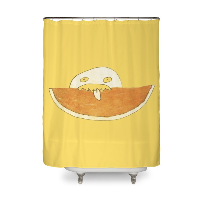 Every night I dream of Cantalouuuu Home Shower Curtain by Chaudaille