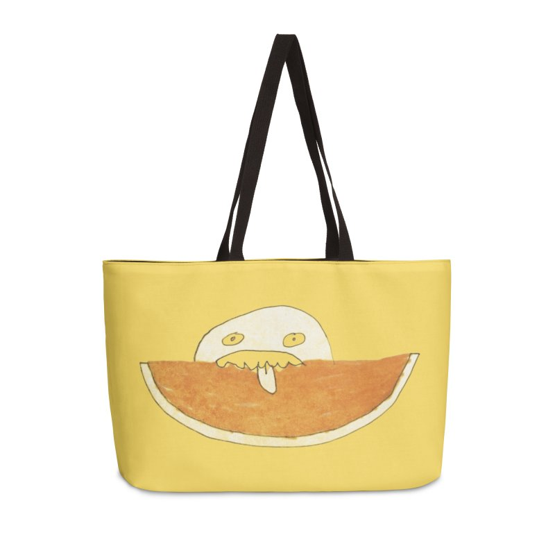 Every night I dream of Cantalouuuu Accessories Weekender Bag Bag by Chaudaille