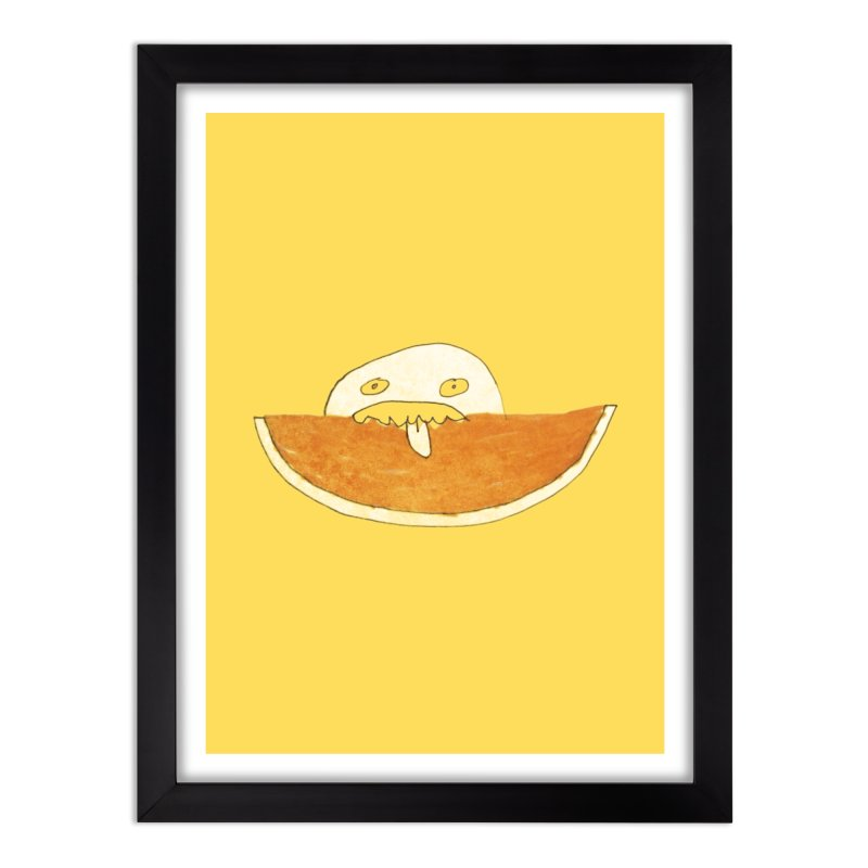 Every night I dream of Cantalouuuu Home Framed Fine Art Print by Chaudaille