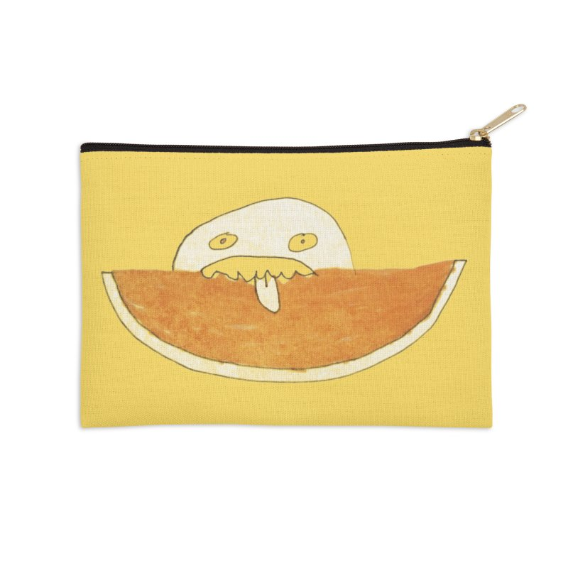 Every night I dream of Cantalouuuu Accessories Zip Pouch by Chaudaille